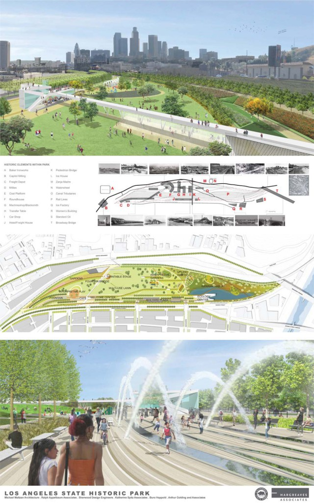 New Park Design In Los Angeles Booklet - FINAL.indd